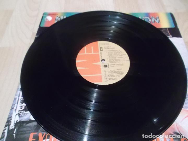 Discos de vinilo: JOHN KEATING NUEVA DIMENSION EXPERIENCIA ESPACIAL 2 ED ESPAÑOLA 1975 JAZZ ELECTRONIC - Foto 2 - 77643229