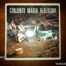 Discos de vinilo: CONJUNTO MARIA ALBERTINA - E NOITE DE S. JOAO + MENSAGEM DE AMOR + CANTIGAS DO SANTO ANTONIO +1. Lote 77755269