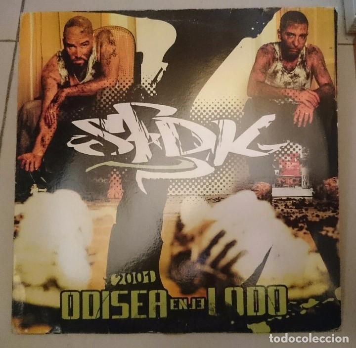 disco odisea en el lodo sfdk