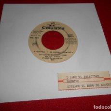 Discos de vinilo: BAMBINO Y SU COMBO FLAMENCO Y PAGO MI FELICIDAD/QUITAME EL BESO DE ANOCHE 7 SINGLE 1972 JUKEBOX. Lote 77819145
