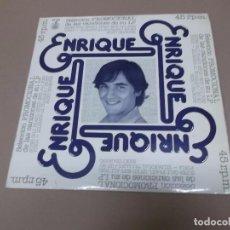Discos de vinilo: ENRIQUE (MX) SUPERCALIFRAGILISTICOESPIALIDOSO (SELECCIÓN) +3 TRACKS AÑO 1977 - PROMOCIONAL. Lote 77819509