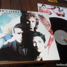 Discos de vinilo: MECANO -LP- DESCANSO DOMINICAL - MADE IN SPAIN. 1988. Lote 77821789