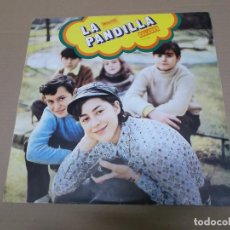 Discos de vinilo: LA PANDILLA (LP) LA PANDILLA AÑO 1971 – EDICION CIRCULO DE LECTORES. Lote 77828453