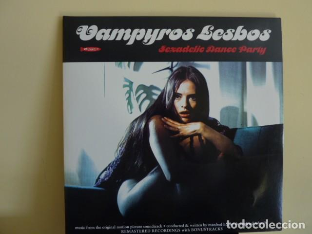 Vampyros Lesbos Sexadelic Dance Party Psych Sold Through Direct Sale 77867389