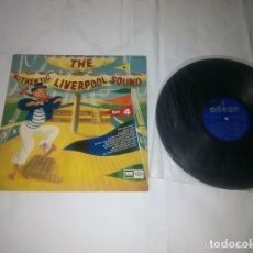 Discos de vinilo: LIVERPOOL SOUND /FOURMOST-YARDBIRDS-GEORGE FAME LP 33 RPM / ODEON 1966 SPAIN. Lote 77887305