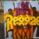 Discos de vinilo: THE CARIBBEAN REGAE COMPANY- 28 HITS A REGGAE. Lote 77914693