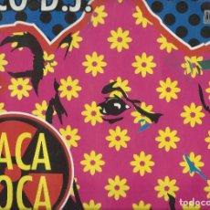 Discos de vinilo: LOCO DJ.. Lote 77916941