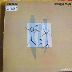 Dischi in vinile: LP - ICEHOUSE - PRIMITIVE MAN (SPAIN, CHRYSALIS RECORDS 1982). Lote 77920549