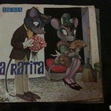 Discos de vinilo: LA RATITA (DISCO PROMOCIONAL SKIP). Lote 77928951