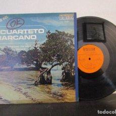 Discos de vinilo: CUARTETO MARCANO SUS PRIMERAS GRABACIONES EXITOS 1933 AL 37 CELOS LYDIA LP T89 VG+ RARO ESCASO. Lote 77930957