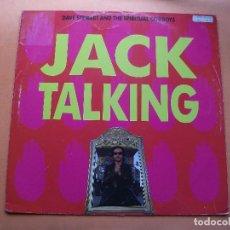 Discos de vinilo: DAVE STEWART JACK TALKING MAXI UK 1990 PDELUXE . Lote 77931213