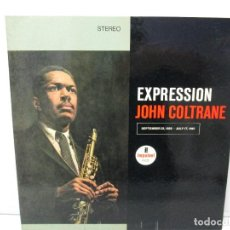 Discos de vinilo: EXPRESSION JOHN COLTRANE. DISCO VINILO. VER FOTOGRAFIAS ADJUNTAS. Lote 77935109