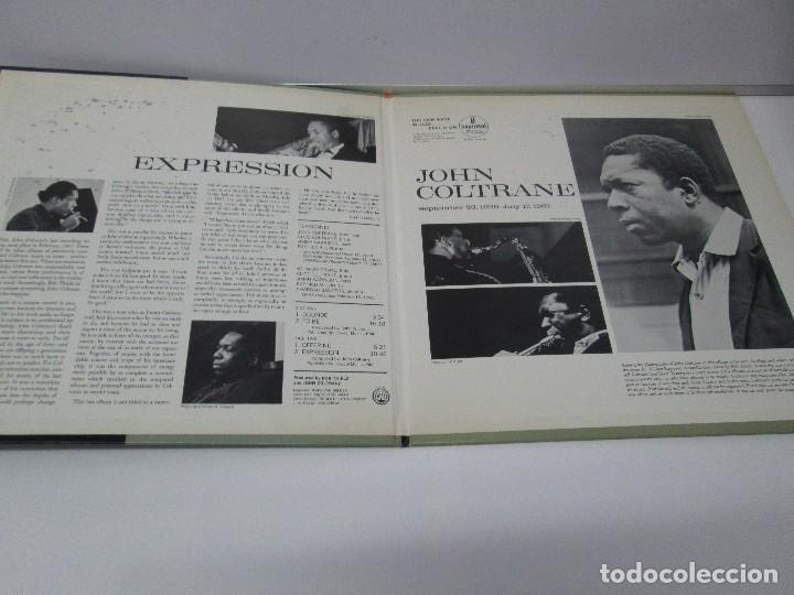 Discos de vinilo: EXPRESSION JOHN COLTRANE. DISCO VINILO. VER FOTOGRAFIAS ADJUNTAS - Foto 3 - 77935109