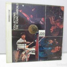 Discos de vinilo: COLLECTIONS: THE YOUNG RASCALS. ATLANTIC RECORDS. DISCO DE VINILO. VER FOTOGRAFIAS ADJUNTAS. Lote 77936489