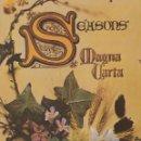 Discos de vinilo: LP MAGNA CARTA. SEASONS. 1970. SPAIN (DISCO COMPROBADO EN BUEN ESTADO, VER FOTOS ESCÁNER). Lote 77941121