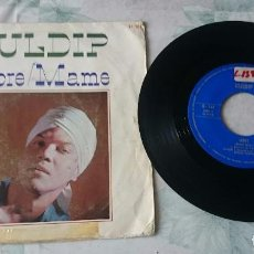 Discos de vinilo: KULDIP: LIBRE / MAME (HISPAVOX 1967). Lote 77944409