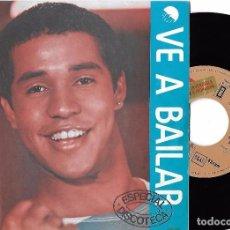 Discos de vinilo: BILLY MOORE: VE A BAILAR (GO DANCE) / GO DANCE (INSTRUMENTAL). Lote 77944521