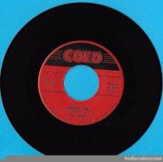 Discos de vinilo: CRESTS, THE: 16 CANDLES / BESIDE YOU. Lote 77953889