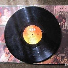 Discos de vinilo: MOCEDADES: LP LA MUSICA. BUEN ESTADO Y FUNCIONANDO. Lote 77959845