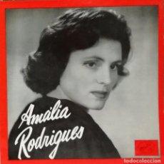 Discos de vinilo: AMALIA RODRIGUES - ACOMP. GUITARRAS LP 10 PULGADAS EXCELENTE ESTADO SPAIN 1958. Lote 78034541