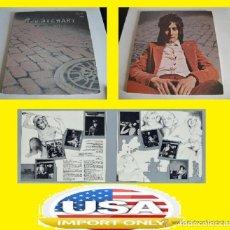 Discos de vinilo: ROD STEWART / GASOLINE ALLEY 70, FACES.. !! 2º LP, R. WOOD, R LANE, RARA 1ª EDIC ORIG USA, IMPECABLE. Lote 49318073