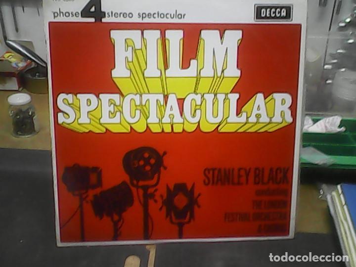 FILM SPECTACULAR- STANLEY BLACK (Música - Discos - LP Vinilo - Bandas Sonoras y Música de Actores )