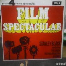 Discos de vinilo: FILM SPECTACULAR- STANLEY BLACK. Lote 78049621
