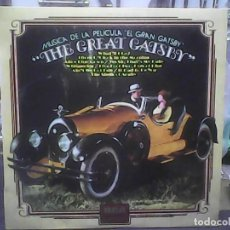 Discos de vinilo: BSO - THE GREAT GATSBY. Lote 78050237
