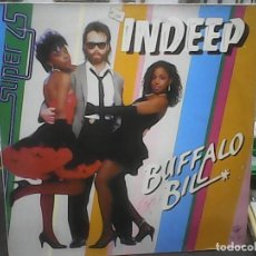 Discos de vinilo: INDEEP- BUFFALO BILL. Lote 78063741