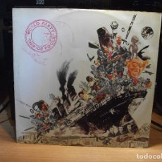 Discos de vinilo: WORLD PARTY SHIP OF FOOLS MAXI UK 1987 PDELUXE . Lote 78067169