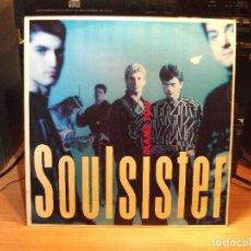 Discos de vinilo: SOULSISTER BLAME YOU MAXI BELGICA 1990 PDELUXE. Lote 78067765
