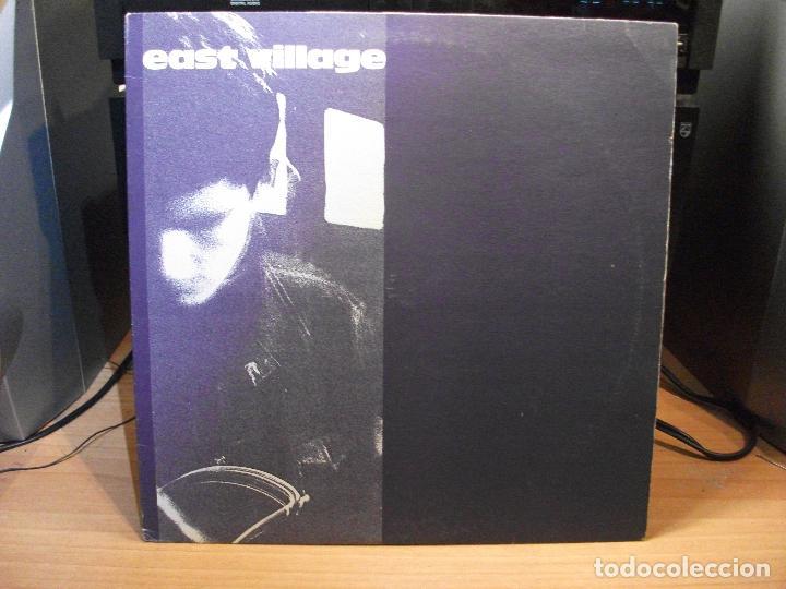 EAST VILLAGE BLACK BETWEEN PLACES MAXI UK 1988 PDELUXE (Música - Discos de Vinilo - Maxi Singles - Pop - Rock - New Wave Extranjero de los 80)