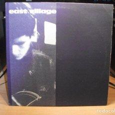 Discos de vinilo: EAST VILLAGE BLACK BETWEEN PLACES MAXI UK 1988 PDELUXE . Lote 78070601