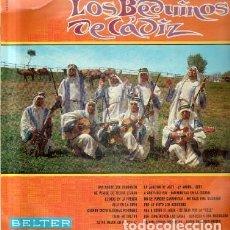 Discos de vinilo: CARNAVAL DE CÁDIZ. LOS BEDUINOS DE CÁDIZ D-C-203. Lote 179386913