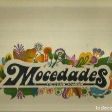 Discos de vinilo: MOCEDADES. LP PROMOCIONAL. SELLO NOVOLA. PORTADA DOBLE. EDITADO EN ESPAÑA. AÑO 1975. Lote 78130653