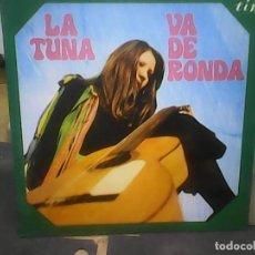Discos de vinilo: LA TUNA VA DE RONDA. Lote 78147885