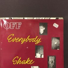 Discos de vinilo: MAXI SINGLE OFF - EVERYBODY SHAKE. Lote 78164077
