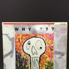 Discos de vinilo: MAXI SINGLE BRONSKI BEAT - WHY 1993. Lote 78166945