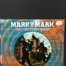 Discos de vinilo: MAXI SINGLE MARKY MARK AND THE FUNKY BUNCH - GOOD VIBRATIONS 1991. Lote 78170605