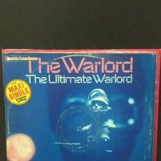 Discos de vinilo: MAXI SINGLE THE WARLORD -THE ULTIMATE WARLORD 1979. Lote 78170781