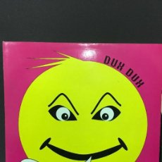 Discos de vinilo: MAXI SINGLE DUX DUX - THIS IS A SOUND 1988. Lote 78171537