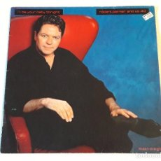 Discos de vinil: ROBERT PALMER AND UB40 - I'LL BE YOUR BABY TONIGHT - 1990. Lote 78188193