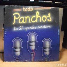 Discos de vinilo: LOS PANCHOS TODO PANCHOS - LAS 24 GRANDES CANCIONES 1990 PDELUXE . Lote 78190241