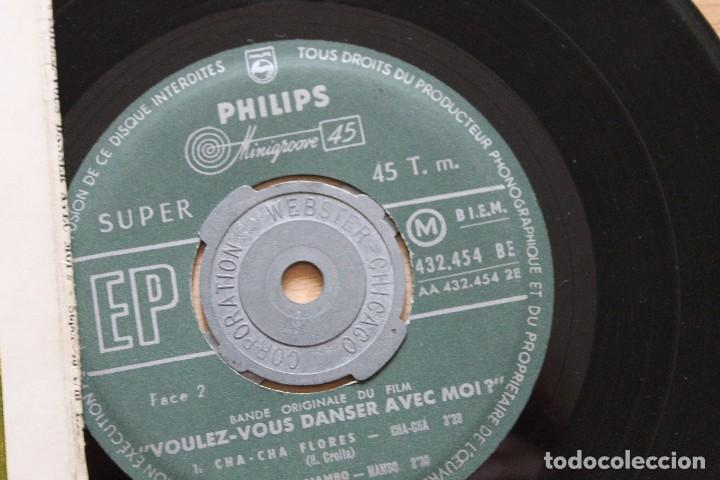 Discos de vinilo: BRIGITTE BARDOT ET HENRI VIDAL VOULEZ VOUS DANSER AVEC MOI EP BANDA ORIGINAL - Foto 3 - 78234193