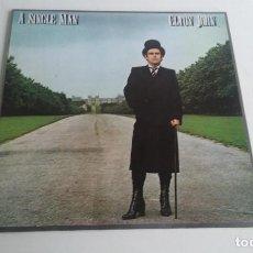 Discos de vinilo: VINILO/LP-ELTON JOHN/A SINGLE MAN.. Lote 78311653