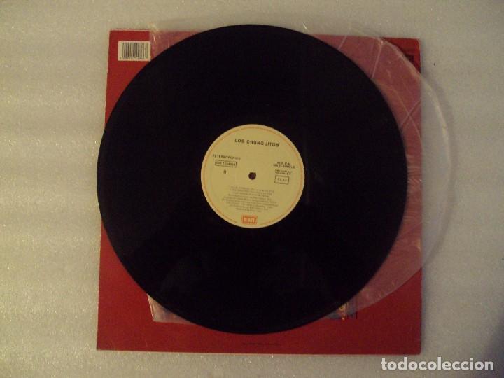 Discos de vinilo: LOS CHUNGUITOS + AFRIKA BAMBAATAA, ETHNIC MIX, MAXI-SINGLE EDICION ESPAÑOLA 1991 EMI-ODEON - Foto 3 - 78312241