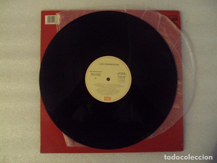 Discos de vinilo: LOS CHUNGUITOS + AFRIKA BAMBAATAA, ETHNIC MIX, MAXI-SINGLE EDICION ESPAÑOLA 1991 EMI-ODEON - Foto 4 - 78312241