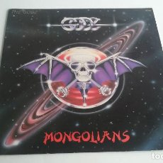 Discos de vinilo: VINILO/LP-THE GODZ/MONGOLIANS/HEAVY METAL.. Lote 78320197