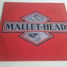 Discos de vinilo: VINILO/LP-MALLET-HEAD/HEAVY METAL.. Lote 78322937