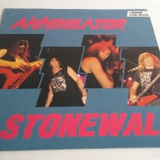 Discos de vinilo: VINILO/LP-ANNIHILATOR/STONEWALL/HEAVY METAL.. Lote 78332453